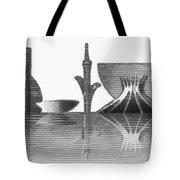 Brasilia Skyline Tote Bag