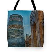 Chiva- Uzbekistan Tote Bag