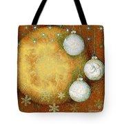 Christmas Background Tote Bag