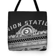 Denver - Union Station Tote Bag