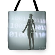 Digital Being Tote Bag