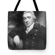 Edward Jenner (1749-1823) Tote Bag