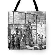 Execution Of Conspirators Tote Bag