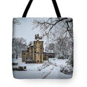 Fonthill Castle Tote Bag