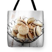French Macaroons Tote Bag