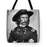 George Custer (1839-1876) Tote Bag