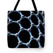 Graphene Structure Tote Bag