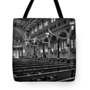 Holy Cross Catholic Church Tote Bag