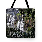 Iguazu Falls - South America Tote Bag