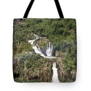 Iquazu Falls - South America Tote Bag