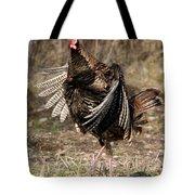 Jake Eastern Wild Turkey Tote Bag