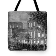 Johnson Impeachment, 1868 Tote Bag