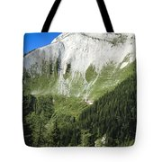 Kindersley Pass Tote Bag