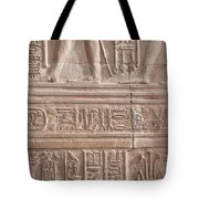 Kom Ombo Temple Tote Bag