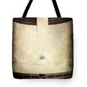 Lotus Hood Emblem Tote Bag