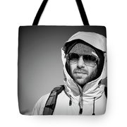 Mountaineering Tote Bag