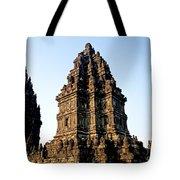 Prambanan Temple In Indonesia Tote Bag