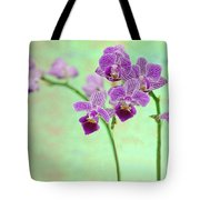 Purple Orchid-11 Tote Bag