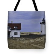 Race Point Light 13 Tote Bag