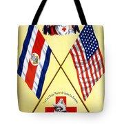 Red Cross Poster, C1917 Tote Bag