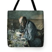 Robert Koch (1843-1910) Tote Bag