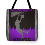Sacramento Kings Tote Bag