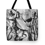 Sir Thomas More (1478-1535) Tote Bag