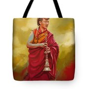 South Asian Art  Tote Bag