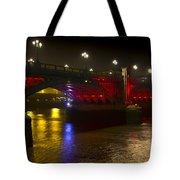 Southwark Bridge London Tote Bag