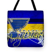 St Louis Blues Tote Bag