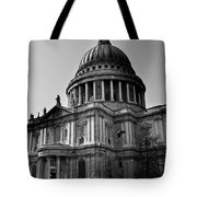 St Paul's Cathedral London Tote Bag