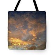 Sunset Sky Tote Bag