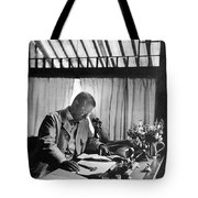 Theodore Roosevelt(1858-1919) Tote Bag