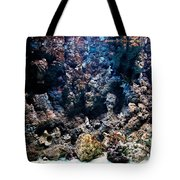 Underwater Life Tote Bag