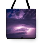 Wicked Good Nebraska Supercell Tote Bag