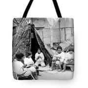 World's Fair Eskimos Tote Bag