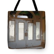 806 North - Out Of The Weather Tote Bag