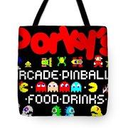 80s Replay Tote Bag