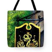 82 Queen Tote Bag
