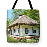 A Typical Ukrainian Antique House Tote Bag