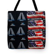 9/11 Memorial For Sale Tote Bag