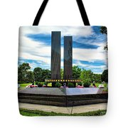 9/11 Memorial Freehold Nj Tote Bag