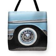 1956 Chevrolet Bel Air Convertible Tote Bag