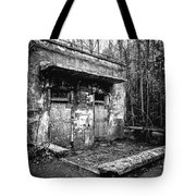 Abandoned Sanatorium Tote Bag