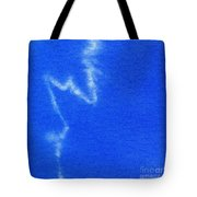 Abstract Batik Pattern Tote Bag