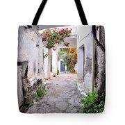 Alpujarras In Granada Tote Bag