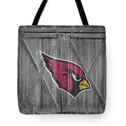 Arizona Cardinals Tote Bag