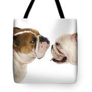 Bulldog Anglais Tote Bag