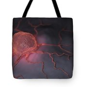 Cancer Cell Tote Bag