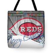 Cincinnati Reds Tote Bag